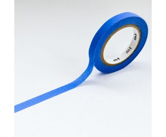 MT Washi páska 6mm, slim H - Blue