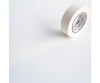MT Washi páska 15mm, matte white