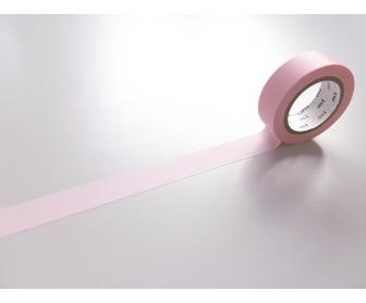 MT Washi páska 15mm, pastel pink