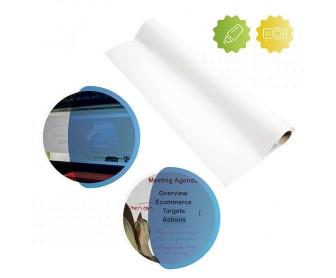 Samolepící popisovatelná tapeta - projekční 10 m2