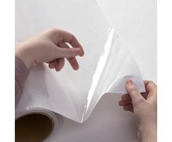 Samolepící PRŮHLEDNÁ popisovatelná tapeta - 2,5 m2